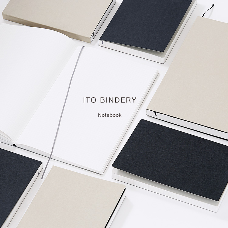 ITO BINDERY Notebook